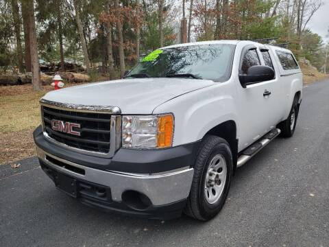 2013 GMC Sierra 1500 for sale at Showcase Auto & Truck in Swansea MA