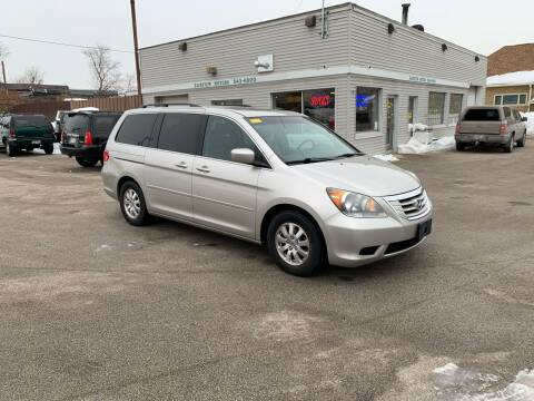 2008 Honda Odyssey for sale at Fairview Motors in West Allis WI