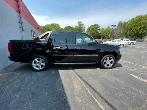 2011 Chevrolet Avalanche for sale at Stach Auto in Janesville WI