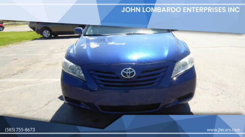 2007 Toyota Camry for sale at John Lombardo Enterprises Inc in Rochester NY