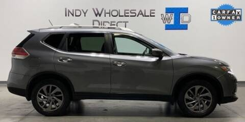 2016 Nissan Rogue for sale at Indy Wholesale Direct in Carmel IN