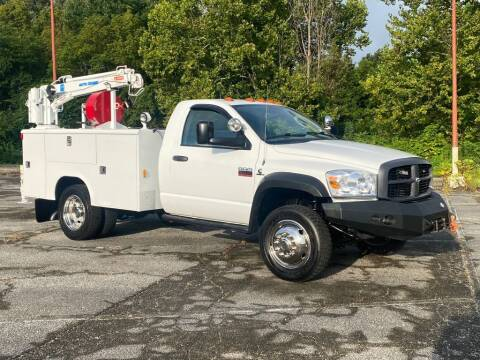 2008 Dodge Ram Chassis 5500 for sale at Heavy Metal Automotive LLC in Anniston AL