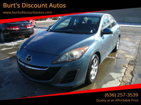 2010 Mazda MAZDA3 for sale at Burt's Discount Autos in Pacific MO