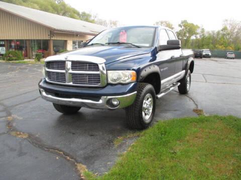 2005 Dodge Ram Pickup 2500 for sale at Economy Motors in Racine WI