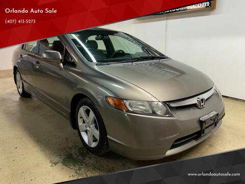 2007 Honda Civic for sale at Orlando Auto Sale in Orlando FL