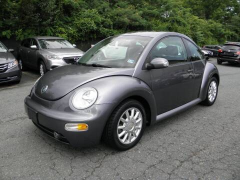 2004 Volkswagen New Beetle for sale at Dream Auto Group in Dumfries VA