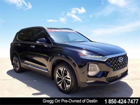 2020 Hyundai Santa Fe for sale at Gregg Orr Pre-Owned of Destin in Destin FL