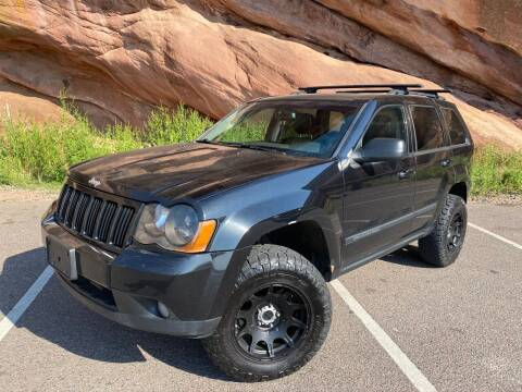 2008 Jeep Grand Cherokee for sale at CarDen in Denver CO