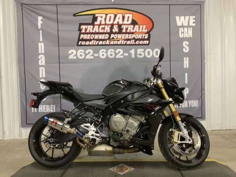 2019 BMW S 1000 R Black Storm Metallic for sale at Road Track and Trail in Big Bend WI