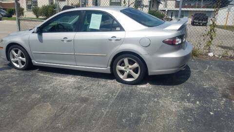2007 Mazda MAZDA6 for sale at Bottom Line Auto Exchange in Upper Darby PA