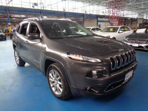 2018 Jeep Cherokee for sale at VML Motors LLC in Teterboro NJ