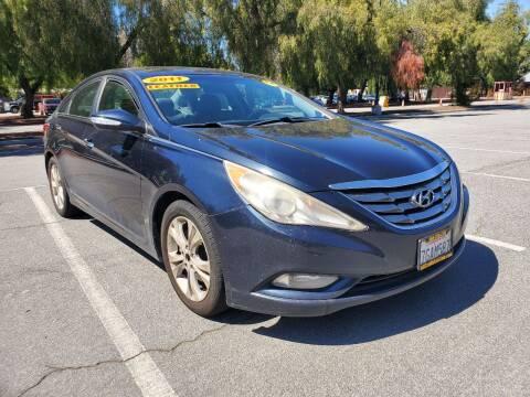 2011 Hyundai Sonata for sale at ALL CREDIT AUTO SALES in San Jose CA