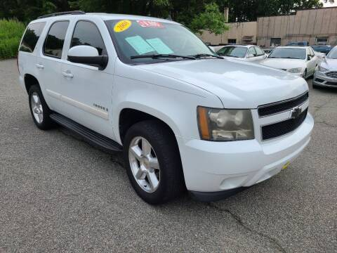 2008 Chevrolet Tahoe for sale at New Jersey Automobiles and Trucks in Lake Hopatcong NJ