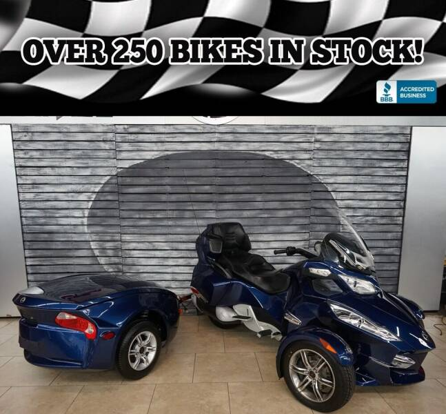 2010 Can-Am Spyder for sale at Motomaxcycles.com in Mesa AZ