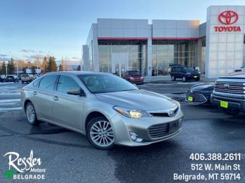 2014 Toyota Avalon Hybrid for sale at Danhof Motors in Manhattan MT