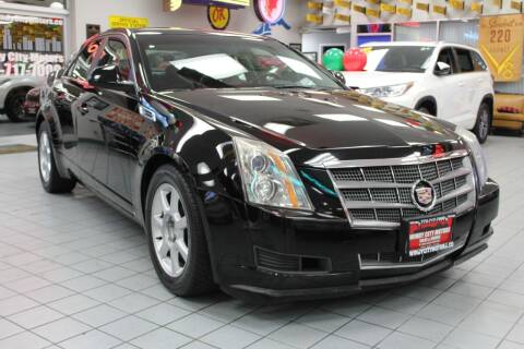 2009 Cadillac CTS for sale at Windy City Motors in Chicago IL