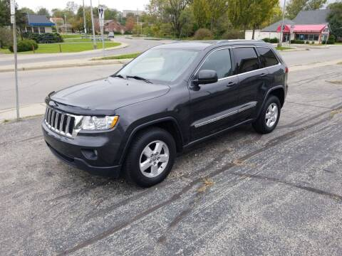 2011 Jeep Grand Cherokee for sale at Indiana Auto Sales Inc in Bloomington IN