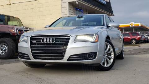2012 Audi A8 L for sale at Nationwide Auto Sales in Melvindale MI