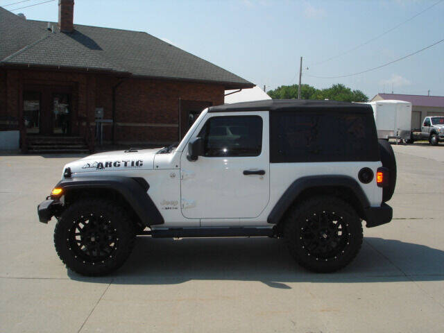 2020 Jeep Wrangler for sale at Quality Auto Sales in Wayne NE