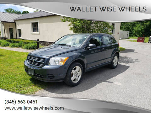 2008 Dodge Caliber for sale at Wallet Wise Wheels in Montgomery NY