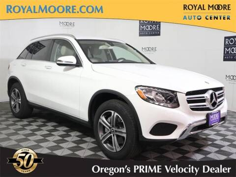 2019 Mercedes-Benz GLC for sale at Royal Moore Custom Finance in Hillsboro OR