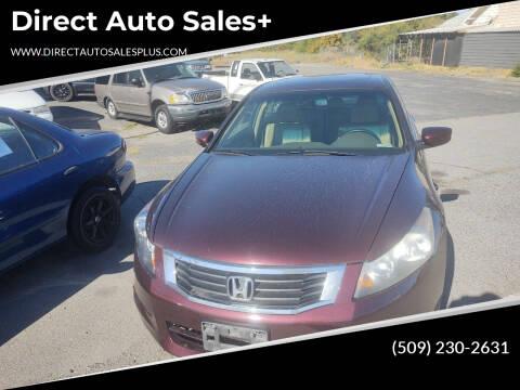 2010 Honda Accord for sale at Direct Auto Sales+ in Spokane Valley WA