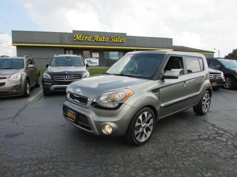 2012 Kia Soul for sale at MIRA AUTO SALES in Cincinnati OH