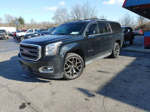 2015 GMC Yukon XL for sale at Cruisin' Auto Sales in Madison IN