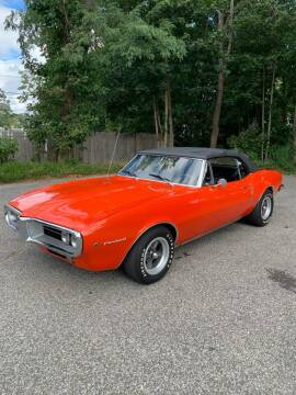 1967 Pontiac Firebird for sale at Long Island Exotics in Holbrook NY