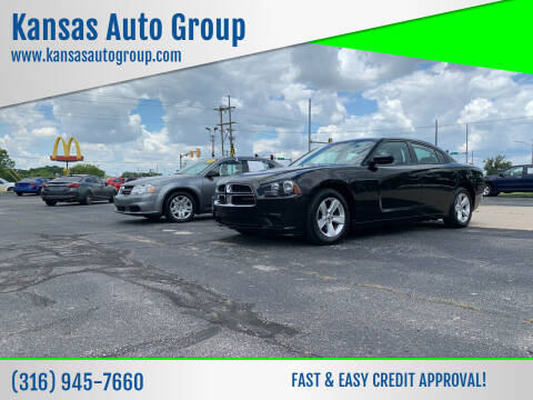 2014 Dodge Charger for sale at Kansas Auto Group in Wichita KS
