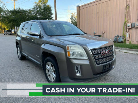 2011 GMC Terrain for sale at Horizon Auto Sales in Raleigh NC