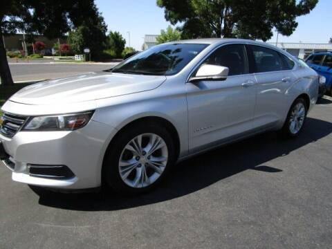 2014 Chevrolet Impala for sale at KM MOTOR CARS in Modesto CA