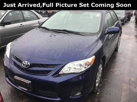 2011 Toyota Corolla for sale at Royal Moore Custom Finance in Hillsboro OR