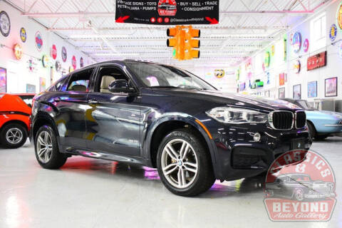 2017 BMW X6 for sale at Classics and Beyond Auto Gallery in Wayne MI