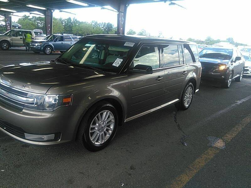2013 Ford Flex for sale at All American Imports in Arlington VA