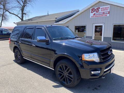 2016 Ford Expedition for sale at B & B Auto Sales in Brookings SD