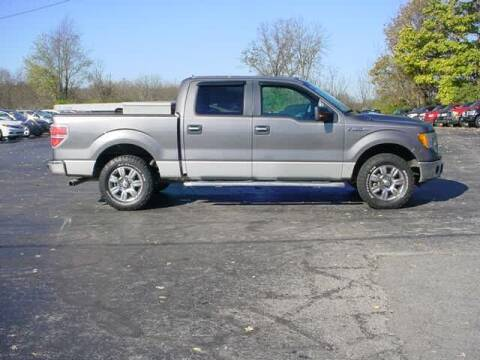 2012 Ford F-150 for sale at Westview Motors in Hillsboro OH