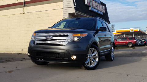2015 Ford Explorer for sale at Nationwide Auto Sales in Melvindale MI