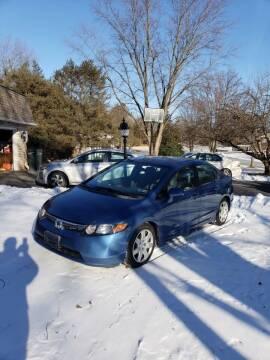 2007 Honda Civic for sale at Alpine Auto Sales in Carlisle PA