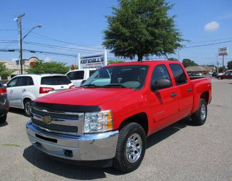2013 Chevrolet Silverado 1500 for sale at Kendall's Used Cars 2 in Murray KY