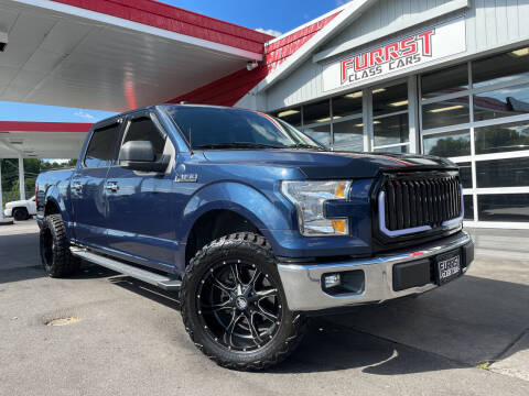 2016 Ford F-150 for sale at Furrst Class Cars LLC  - Independence Blvd. in Charlotte NC