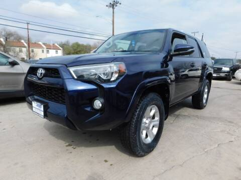 2018 Toyota 4Runner for sale at AMD AUTO in San Antonio TX
