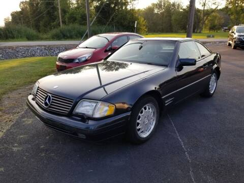 1998 Mercedes-Benz SL-Class for sale at Ridgeway's Auto Sales in West Frankfort IL