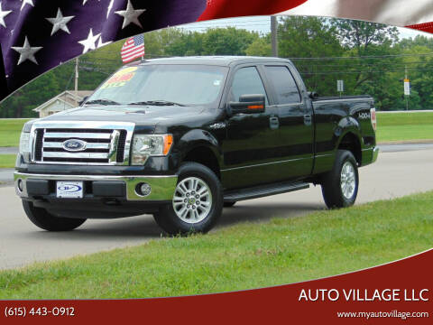 2012 Ford F-150 for sale at AUTO VILLAGE LLC in Lebanon TN