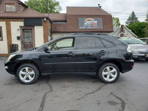 2007 Lexus RX 350 for sale at Master Auto Sales in Youngstown OH