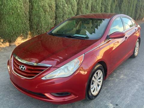 2011 Hyundai Sonata for sale at River City Auto Sales Inc in West Sacramento CA