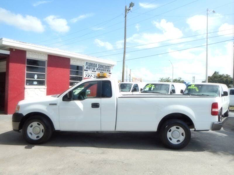 2006 Ford F-150 for sale at Florida Suncoast Auto Brokers in Palm Harbor FL