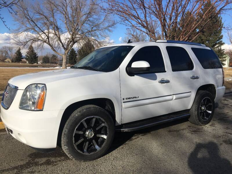 2007 GMC Yukon for sale at Kevs Auto Sales in Helena MT