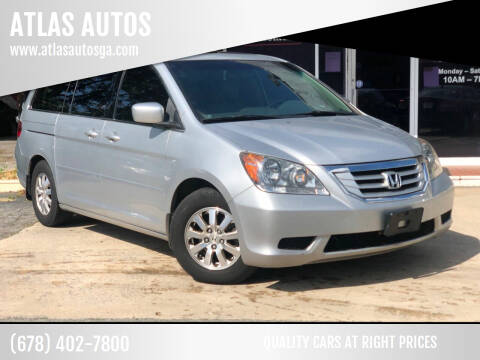 2010 Honda Odyssey for sale at ATLAS AUTOS in Marietta GA
