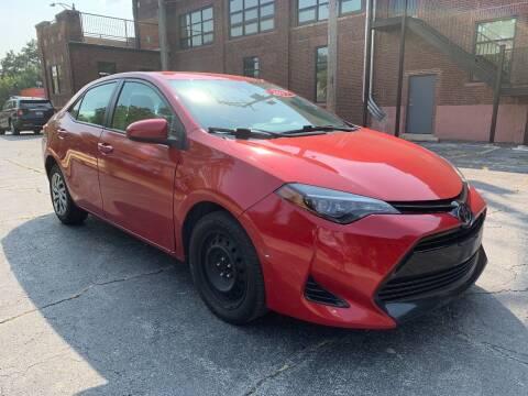 2017 Toyota Corolla for sale at 540 AUTO SALES in Chicago IL